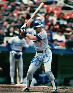 Steve-Yeager-Signed-Autographed-8X10-Photo-LA-Dodgers-Road-At-Bat-w-COA