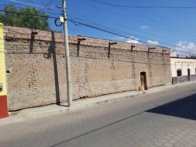 Terreno en venta en el centro de Jerez Zacatecas