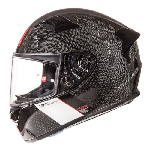 Carbon Fiber Motorcycle Helmets >> Details About Mt Kre Sv Snake Carbon Fibre Motorcycle Helmet Motorbike Crash Lid Scooter Race