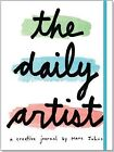 The Daily Artist: A Creative Journal by Marc Johns by Marc Johns (Hardback, 2015)