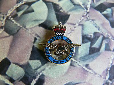 Royal Air Force Enamel Lapel Badge RAF