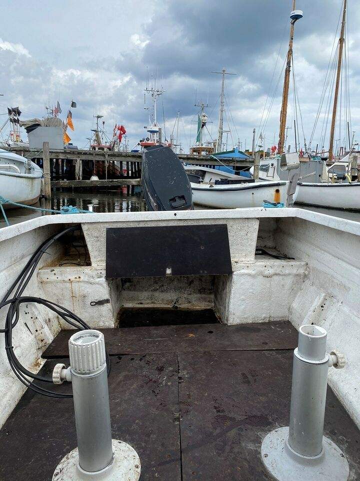 Ved ikke , Kabinebåd, 13 fod