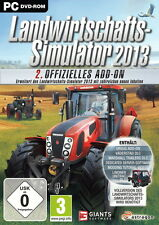 Landwirtschafts-Simulator 2013: 2. Offizielles Add-On (PC, 2014, DVD-Box)