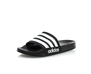 90a8b19d7da2b6 Image is loading Adidas-CF-Adilette-Slides-Sandal-Slippers-AQ1701-Black-