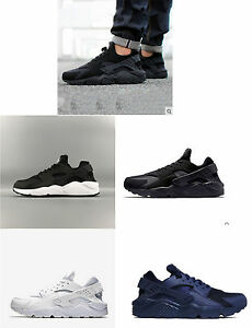 NEWMens-Air-Huaraches-Run-Ultra-BR-Mens-Running-Shoes-Trainers-Sneakers-Triple