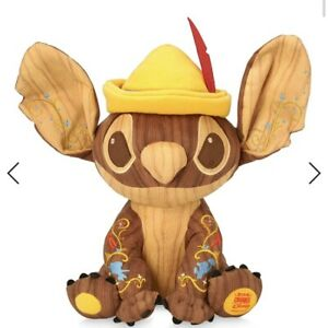Stitch Crashes Disney Pinocchio Plush Limited Release CONFIRMED ORDER!