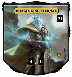 Jhoira of the Ghitu 1x Ultra Pro Foil Relic Tokens: Legendary Collection
