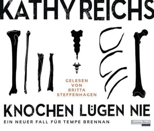 1 von 1 - Knochen lügen nie von Kathy Reichs (2015), NEU