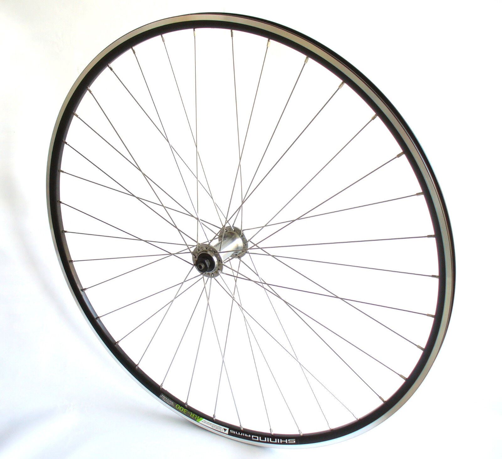 28  Shining RR-300 Shimano RS400 Lightweight Climbing Road Racing Front Wheel QR
