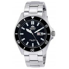 Houseware Orient Sports Diver Style Rn-aa0006b Black Men's Watch 2018 SB