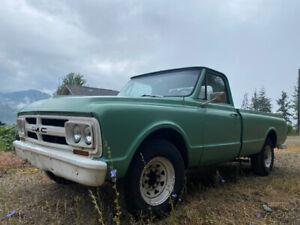 Classic 1967 GMC Truck