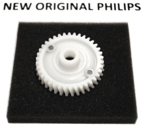 White Gear SX Z=38 For Ginder Motion For Philips HD8010 HD8030 HD9933 RI8173