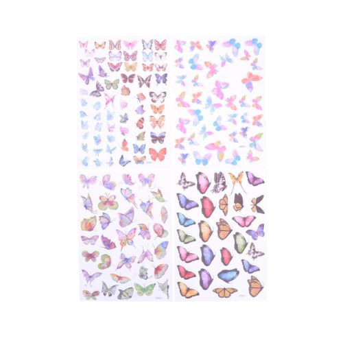 Fairy Butterfly Diary Scrapbook Decoration DIY Stickers Toys School Supply Gift