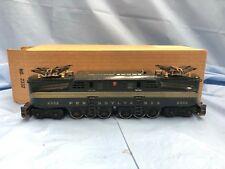 Custom Lionel 2332 Pennsylvania Powered Gg-1 Electric Locomotive