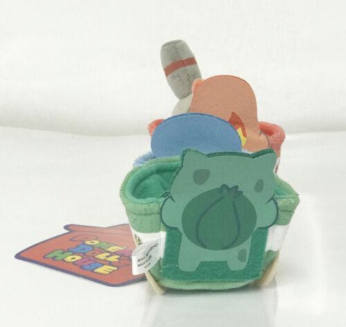 Pokemon Center Original Plush Doll House Pokemon Train 4521329266022