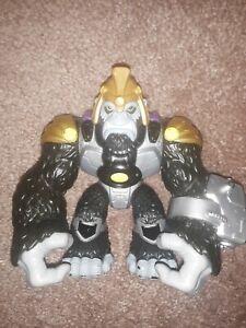 Fisher-Price Imaginext DC Super Friends Gorilla Grodd w// Missile