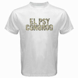 New Steins Gate El Psy Congroo Anime Mens Black T-shirt Size S-3xl T-shirts Back To Search Resultsmen's Clothing