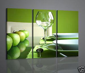 Stampe su tela modern table setting arredamento casa ebay for Stampe arredo casa