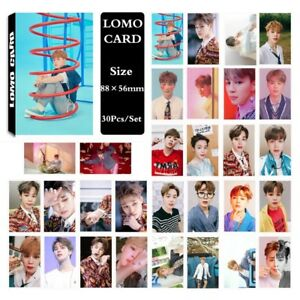 30Pcs-set-KPOP-Bangtan-Boys-JIMIN-Album-LOVE-YOURSELF-Answer-PhotoCard