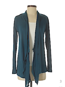 Rags and couture women's cardigan