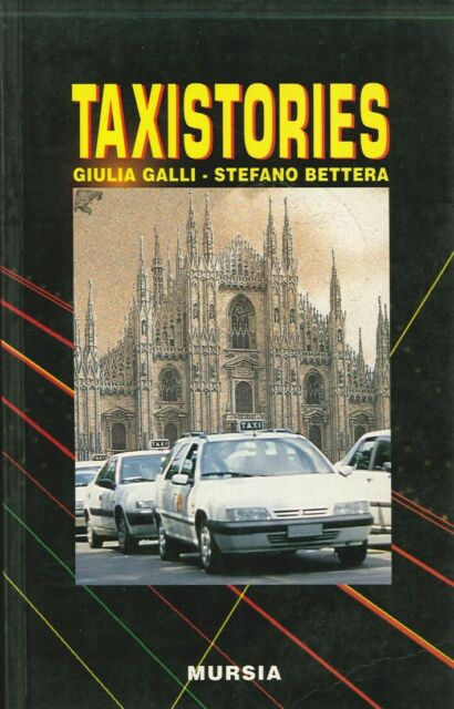 Taxistories - [Gruppo Ugo Mursia Editore]