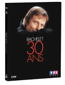 DVD-Bachelet-30-ans-2-DVD-Occasion