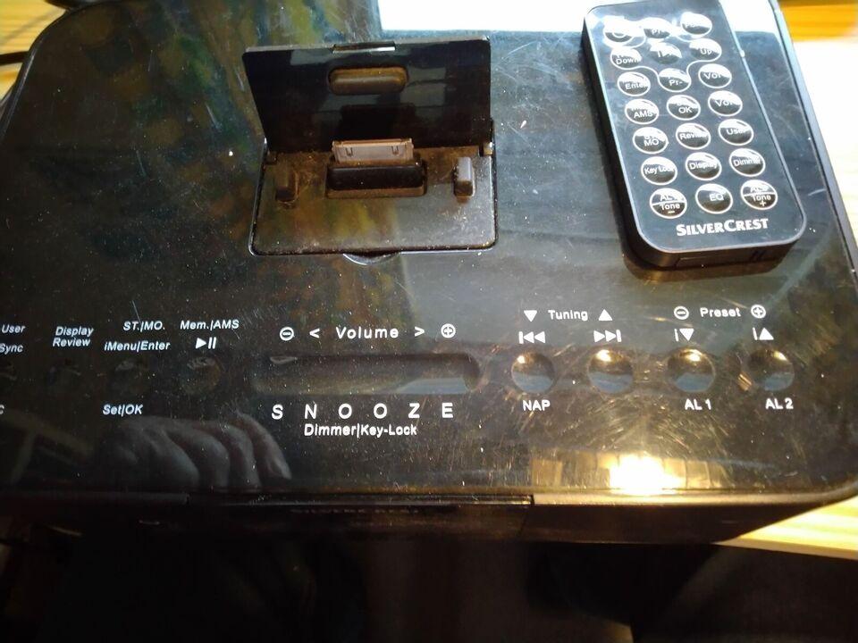 Clockradio, Andet, SIUR 10 A1