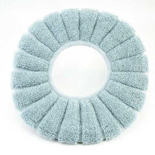 Washable Toilet Seat Cover Winter Bathroom Warm Cover Pad Mat Cushion Hot