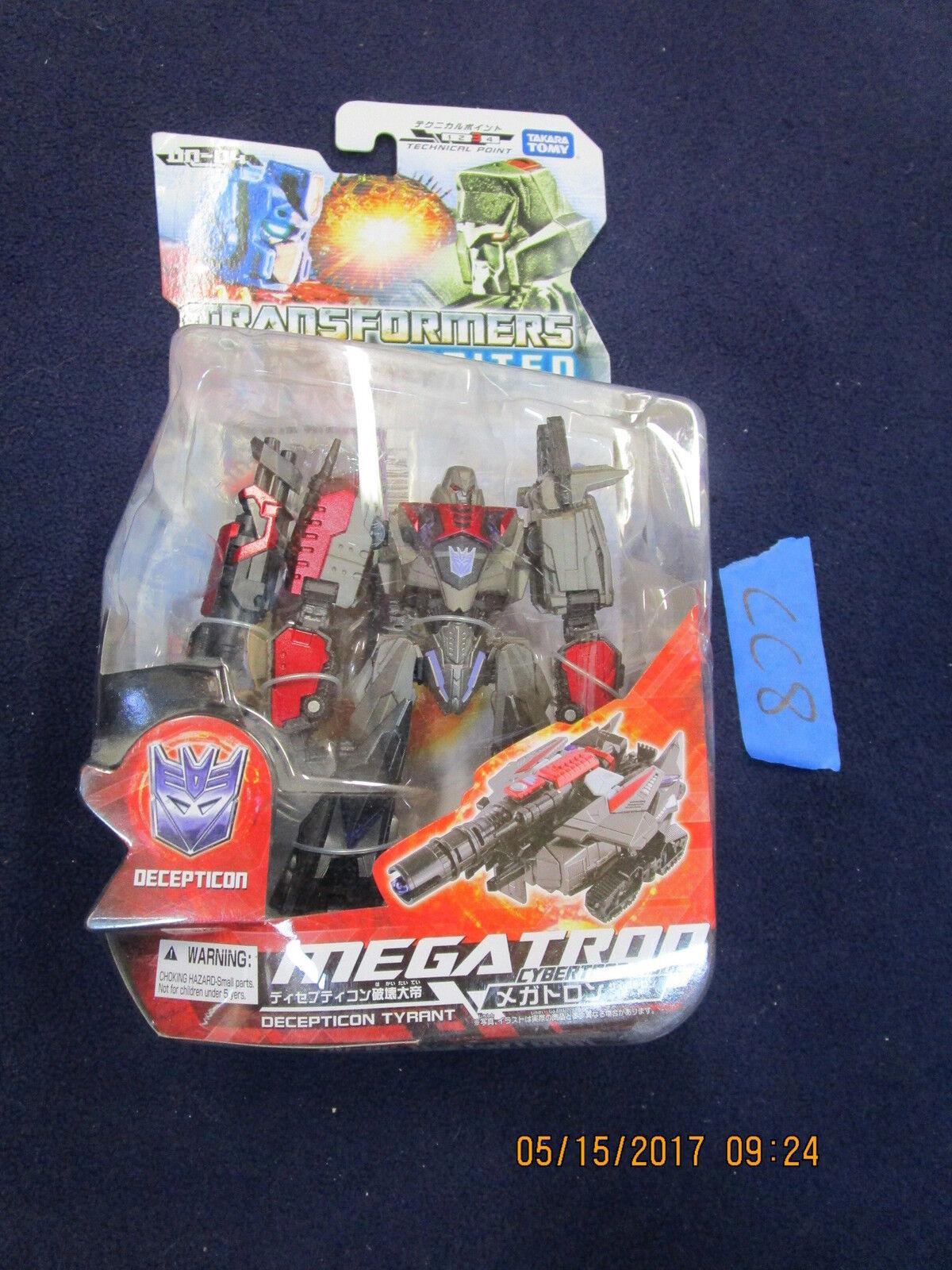 Takara Transformers United Lot UN 04 MEGATRON CYBERTRON MODE War for wfc foc