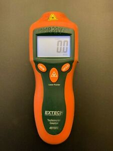 EXTECH-461920-Mini-Laser-Photo-Tachometer-Counter