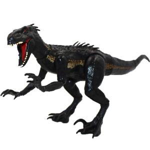 Jurassic World Battle Damage T-Rex Velociraptor Dinosaur Action Figure Toys NEW