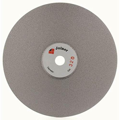 """6/"""" Inch 150 Mm Grit 320 Diamond Grinding Disc Abrasive Wheel Coated Flat Lap For"""