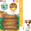 thumbnail 1 - DOG CHEW BONES Natural Long Lasting Chicken Flavor Treats 8 count Petite Pack