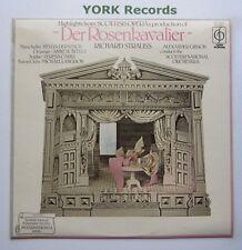 CFP 40217 - STRAUSS - Der Rosenkavalier GIBSON Scottish Opera - Ex Con LP Record