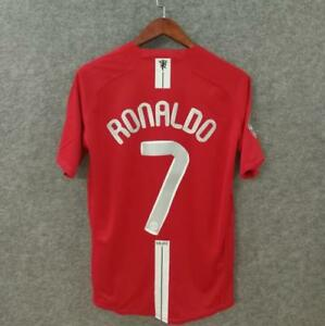 cf45b59606c Image is loading Ronaldo-Manchester-United-Jersey-7-2008-Final-champions-