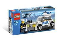 Brand Lego City Police Car 7236