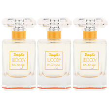 SET 3x Douglas Parfüm Eau de Toilette 972837 EDT Spray MU0325 Woody Mirage 50 ml