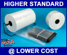 2 2 Mil 2150 Poly Tubing To Make Various Sizes Of Bags For Odd Shaped Product