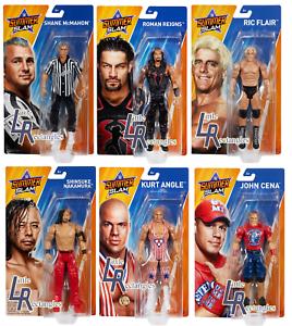 Wwe SummerSlam SummerSlam SummerSlam 18 Figuras Básicas-Mattel-Totalmente Nuevo-Sellado 8deda7