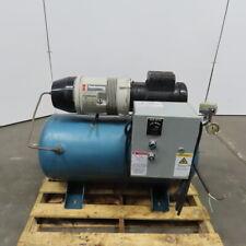 Compare 10purs 28 Gallon Hydrovane 10 2hp Air Compressor 230v 3ph 20228 Hrs