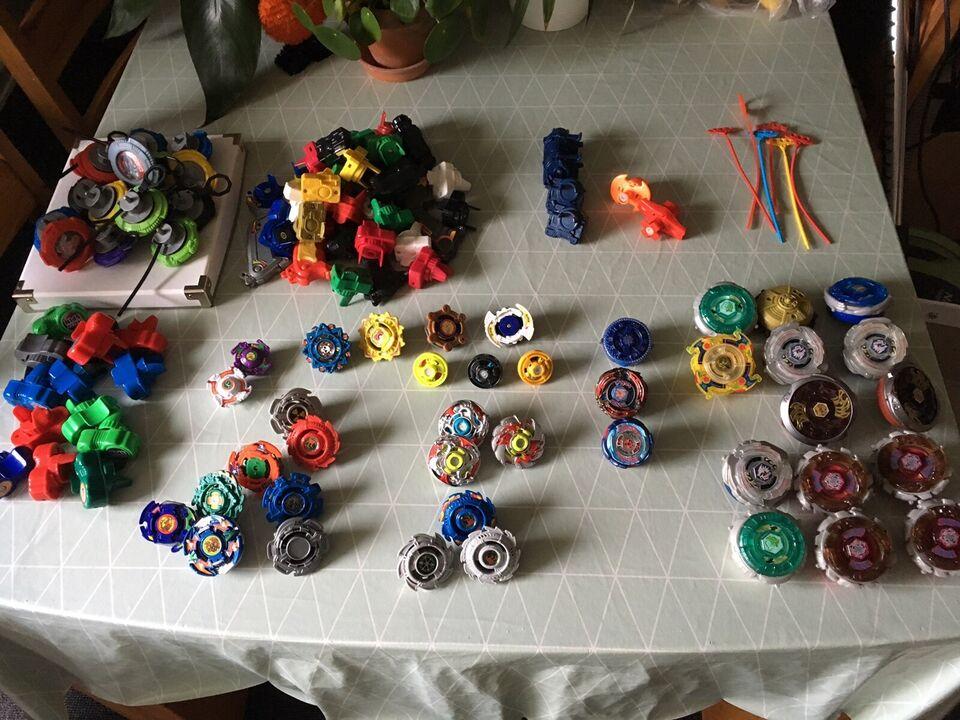 Blandet legetøj, Ukendt, Ukendt