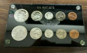 1990 P and D United States Mint Set Uncirculated