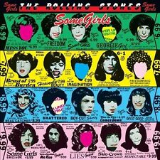 The Rolling Stones Some Girls 2009 Universal CD