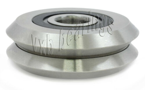 CNC Wood//Plasma Router 12mm V Groove Guide Ball Bearing