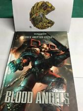 Warhammer 40k Codex Adeptus Astartes Blood Angels Hardcover 2014