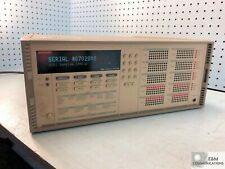 7002 Keithley Switch System Chassis Shelf No Cards Ser 0702808
