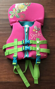 Speedo 1724I Infant Girls Type II PFD Less Than 30 lbs ...