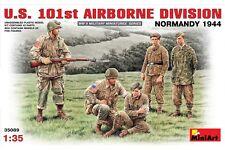 Miniart 35089 1/35 U.S. 101st Airborne Division (Normandy 1944)