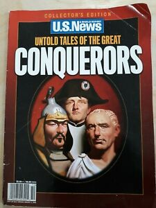 U-S-News-amp-World-Report-Magazine-2006-The-Great-Conquerors