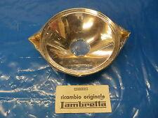 Lambretta Li 125/150cc Ser.III Carello H/Light Reflector(Small Hole) Mint  N.O.S